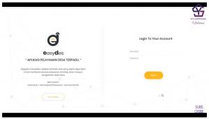 EASYDES - Hanya Dengan 1x Klik Membuat Surat Layanan Publik